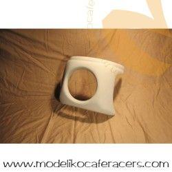 Cúpula de Fibra estilo VIPER con Pantalla - CU08