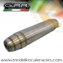 Escape DEEPTONE GPR Exhaust Universal Homologado