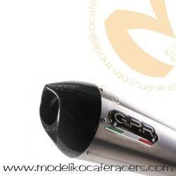 Escape GPE TITANIUM GPR Exhaust para Honda CRF 1000L