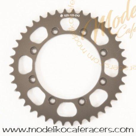 Corona Trasmisión KINEO Wheels en Ergal 520 dist. 122mm