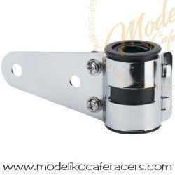 Kit de soporte para Faro Aluminio Negro-Acero