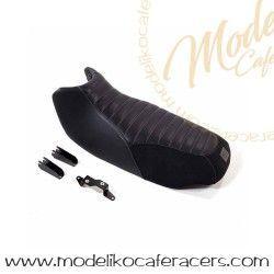 Asiento Completo Cuero-Lona R850R - Un1tGarage