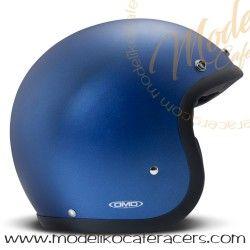 Casco DMD Jet  Vintage Metallic Blue