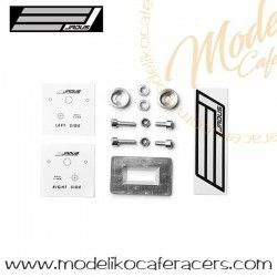 Kit nivelación Deposito - Yamaha SR 250 - JADUS