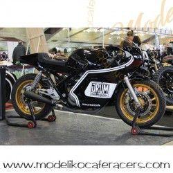 **OCASION** HONDA CB 500 CAFE RACER