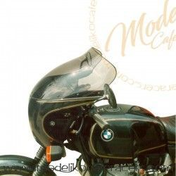 Pantalla Transparente MRA Touring - BMW R90 - Ossa Copa F3