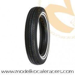Neumático SHINKO E-270 4.00-19.0 61H TT Doble Banda Blanca