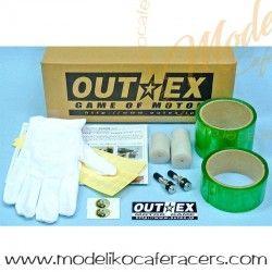 Kit de Tubelizacion OUTEX - Honda CRF1000L Africa Twin