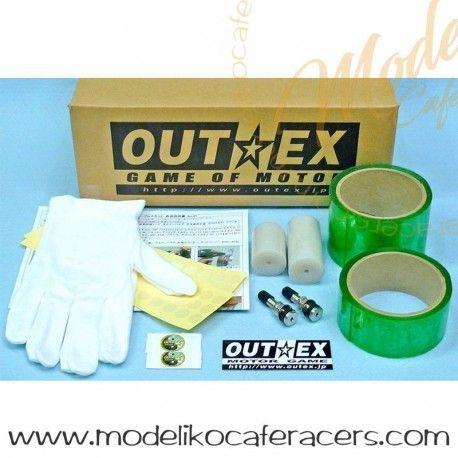 Kit de Tubelizacion OUTEX - Triumph Tiger 800XC