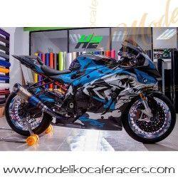 BMW S1000R - Juego de Llantas de Radios KINEO Wheels
