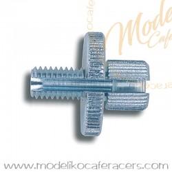 Tensor Cable Pro-Bolt M10 Aluminio Plata