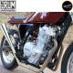 Llavero DRUM Motorcycles - Honda NX650 Street Tracker