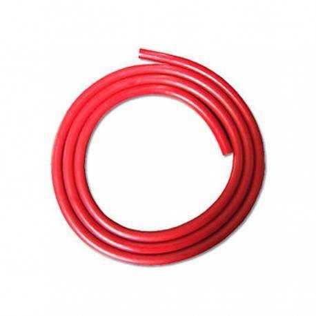 Cable de encendido 7mm Silicona - 1 mt - Rojo