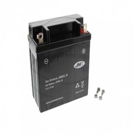 Batería de Gel JMT Modelo YT14B-BS