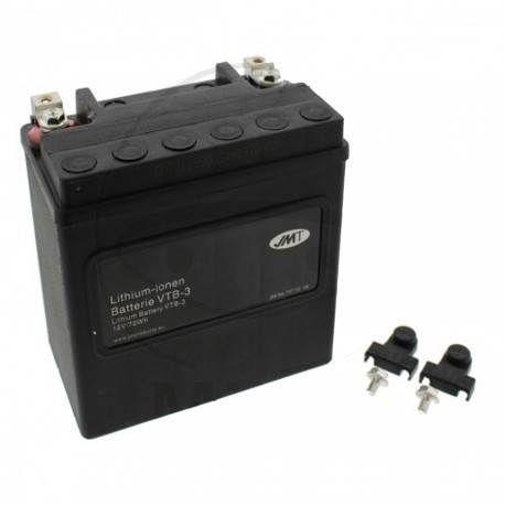 Batería de Litio V-TWIN JMT Modelo VTB-2