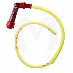 Cable Bujía NGK con Pipa Acodada SY-11