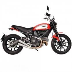 Escape SPARK Classic Double Slip On - Ducati Scrambler