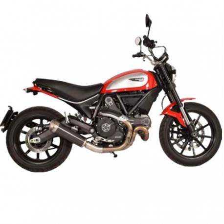 Escape SPARK Evo-5 Slip On - Ducati Scrambler