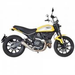 Escape SPARK GP Style Slip On INOX - Ducati Scrambler