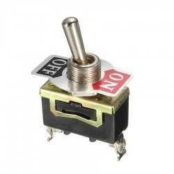 Interruptor - Conmutador de Palanca Universal