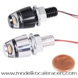 Juego Intermitentes Motogadget M-Blaze Pin Turn