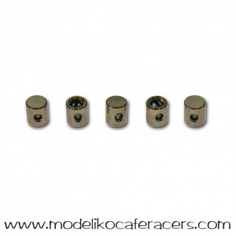 Prisioneros para Cables Atornillados 5.70x1.80 mm