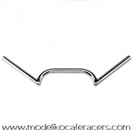 Manillar Fehling Clubman Cromado Type M de 22mm