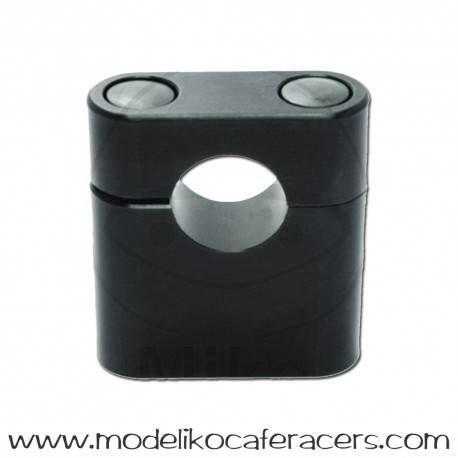 Torretas Negras 22 mm - Elevacion 20 mm alto