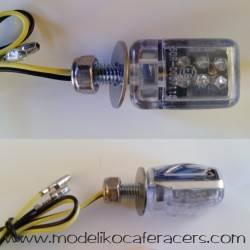 Juego Intermitentes LED JMT Mod. MINI 2