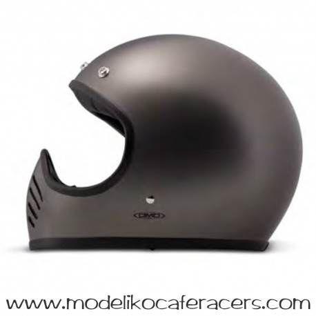Casco DMD Modelo Seventy Five Metallic Grey