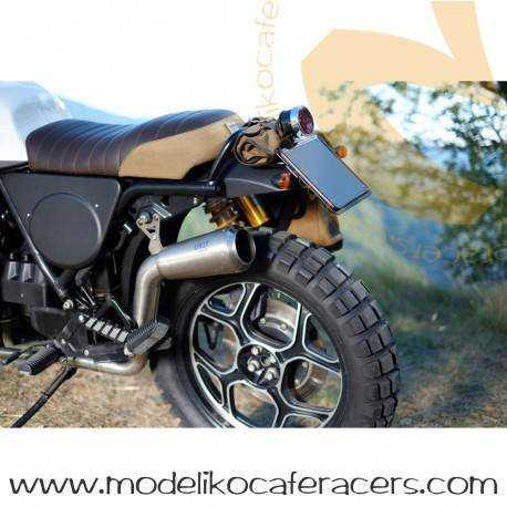 Cola de Escape UNIT para BMW Serie K - Homologada