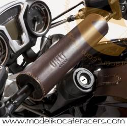 Protector de manillar marron - BMW RnineT