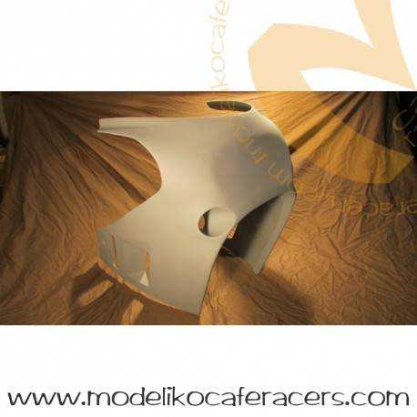 Cúpula de Fibra Réplica Suzuki Carreras dos piezas- CA04