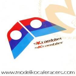 Juego de Stickers para deposito BMW SK para BMW K