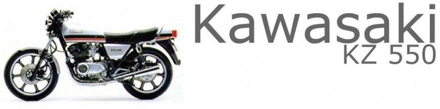 KAWASAKI KZ 550 (1981-1983)