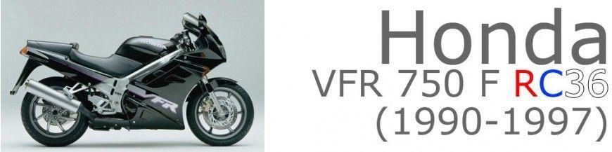 HONDA VFR 750 F RC36  (1990-1997)