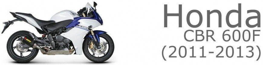 HONDA CBR 600F (2011-2013)